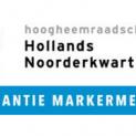 Afsluiting fietswandelpad Uitdammerdijk