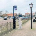 Eilandraad: Opbrengst parkeerterrein naar Marken