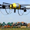 Drone gaat op 31 juli foto's van Marken maken