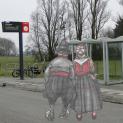 Tijden stremming bus Minnebuurt vanwege werkzaamheden Walandweg