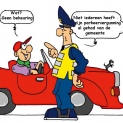 Handhaven parkeren Marken niet per 1 april